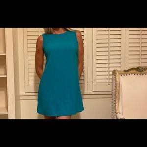 Amanda Uprichard turquoise/teal dress
